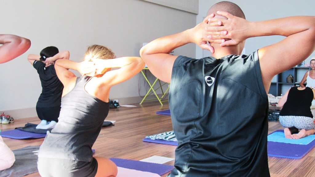 Yoga Talence