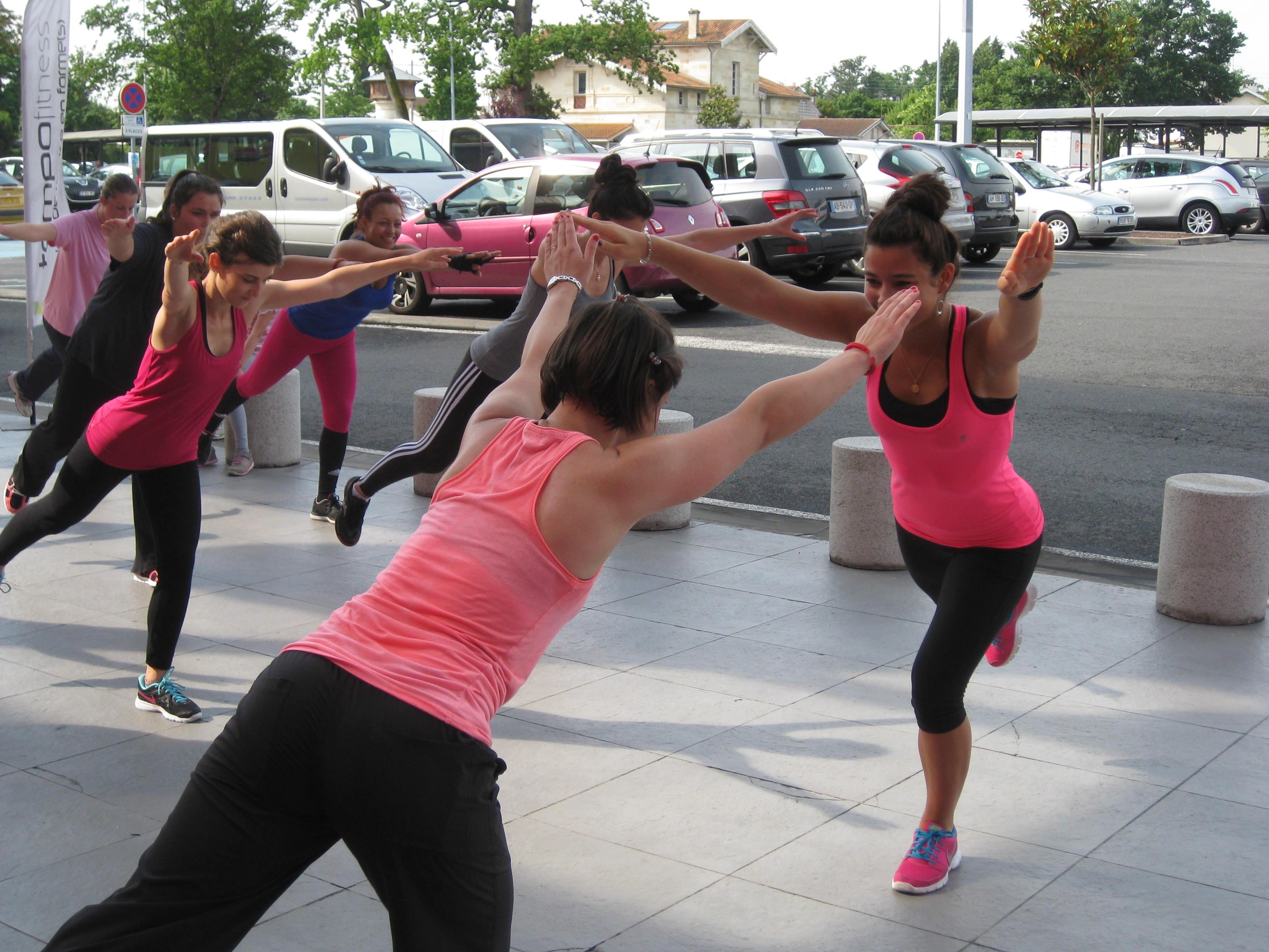 Photos : Boxez, Dansez, BOUGEZ !