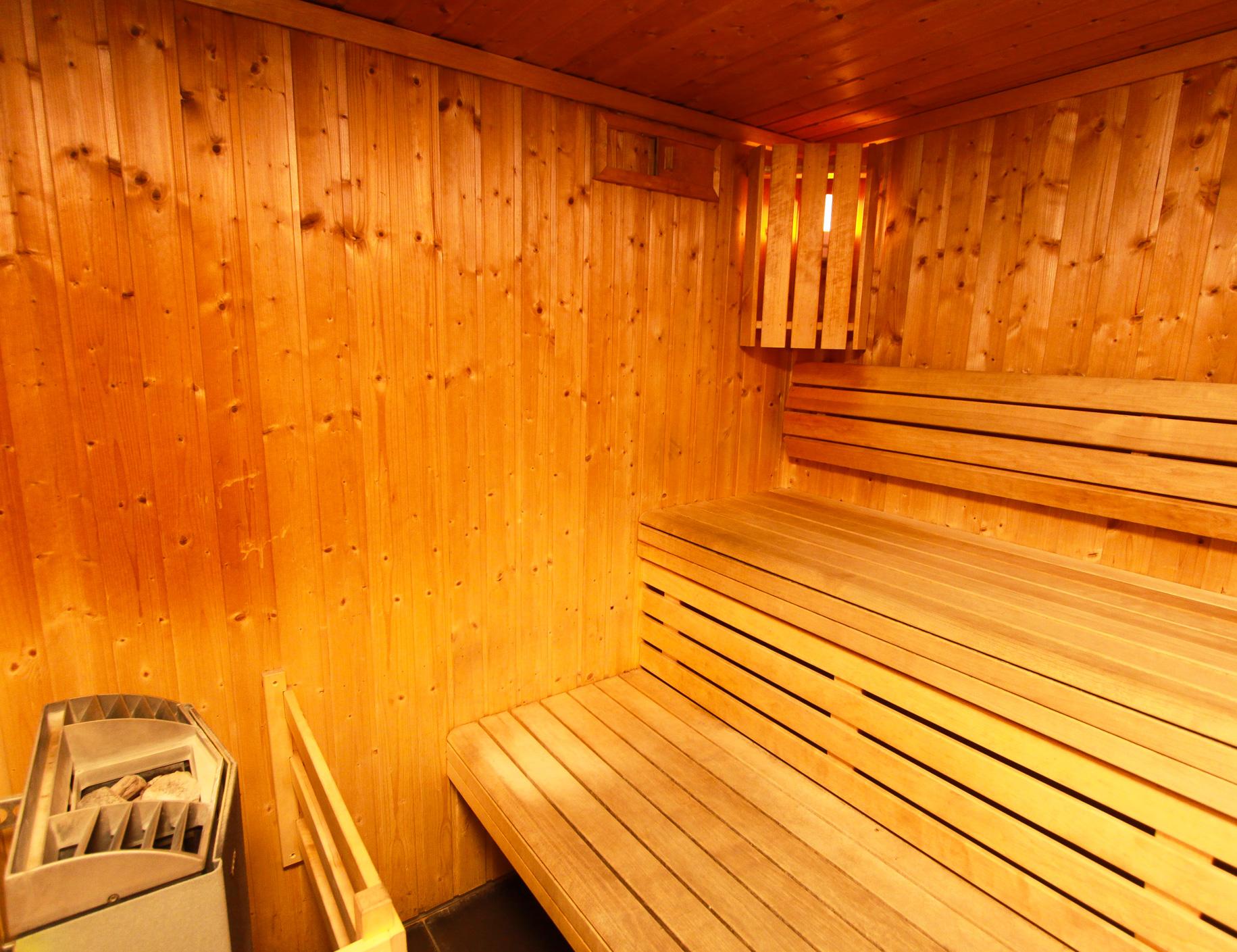 D tente et sauna tempofitness for Sauna la detente