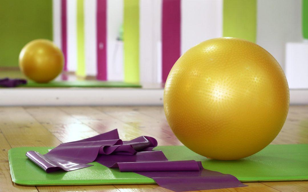Qu'est ce que le Postural Ball / Le Pilates