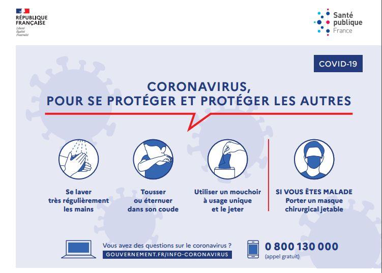 Comment lutter ensemble contre le coronavirus (et les autres virus) ?